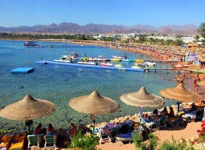 خليج نعمة بشرم الشيخ